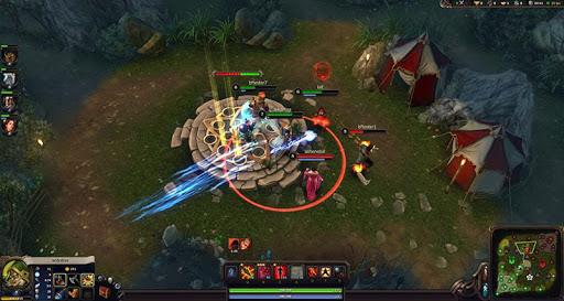 Alvegia Online: Battlefield