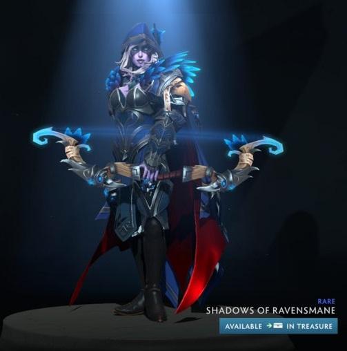 Shadows of Ravensmane