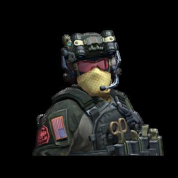 Солдат SEAL Team 6