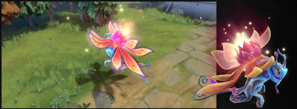 Blossom of the Merry Wanderer Dota 2