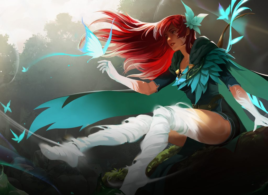 Compass of The Rising Gale dota 2