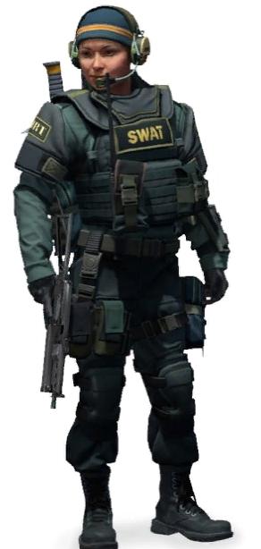 Старший лейтенант Фарлоу CS:GO
