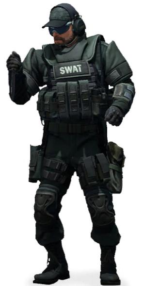 Сержант Бомбсон CS:GO