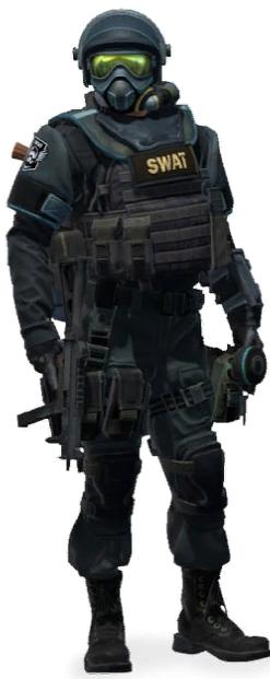 Специалист по химзащите CS:GO