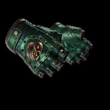 Broken Fang Gloves Jade CS:GO