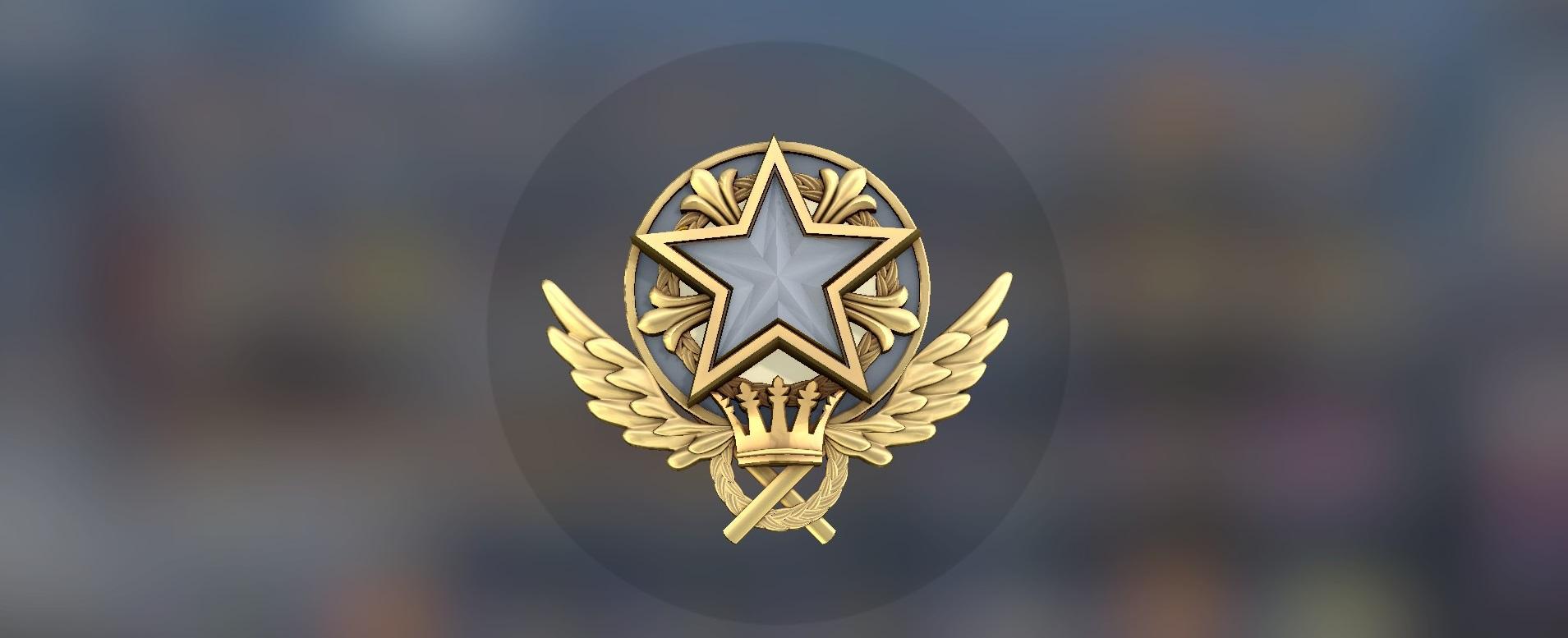 медаль за службу в кс го 2021 год