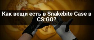 snakebite case cs:go