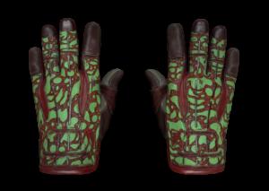 Sport Gloves Bronze Morph CS:GO