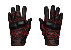 Moto Gloves Blood Pressure CS:GO