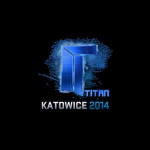 Titan Esports Holo Katowice 2014 кс го