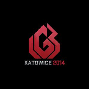 Наклейка LGB Katowice 2014 кс го