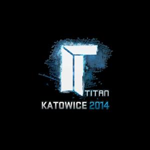 Titan Esports Katowice 2014 кс го