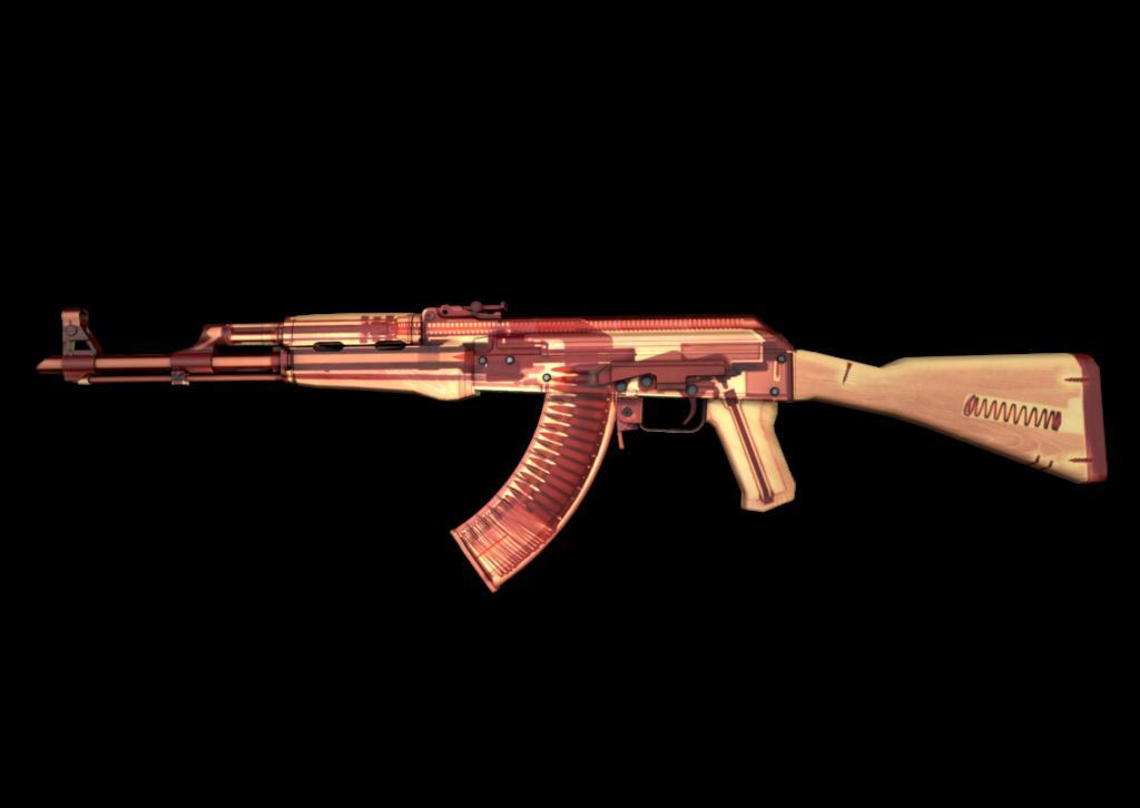 AK-47 Рентген кс го