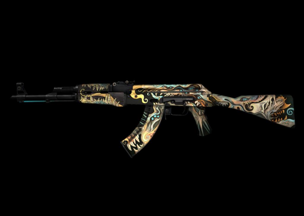 AK-47 Фантомный вредитель кс го