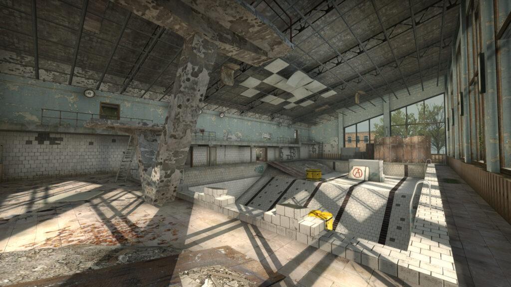 карта de_pripyat кс го