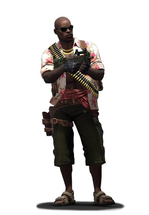 Элитный охотник Солман CS:GO