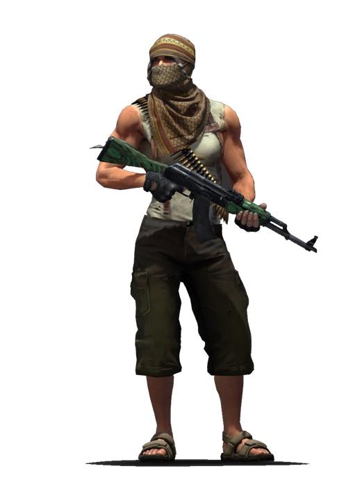Охотник-агрессор CS:GO