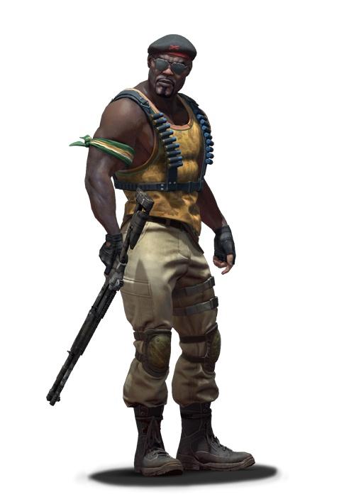 Полковник Мангос Дабиси CS:GO